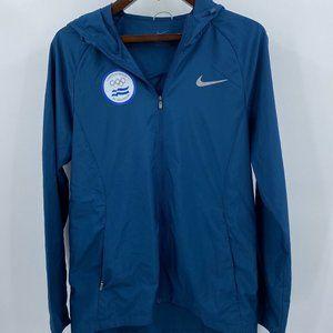 El Salvador Comite Olimpico Nike Running Hooded
